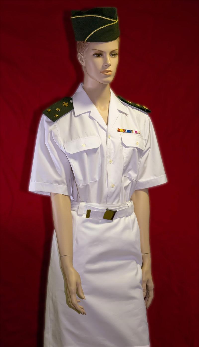 enfermera militar uniformes militares uniformes museo hist rico de enfermer a. Black Bedroom Furniture Sets. Home Design Ideas